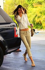 At a gas station on may 9th 2013 in Calabasas (kendalljenner.my.id) Tags: sensuality cute hair people fashion love portrait jenner kendall sensual girl beauty beautiful young closeup style glamour kendjenfp