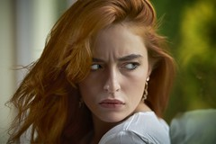 don´t like (keulefm3) Tags: flickrbestpics portrait woman sexy girl beauty glamour porträt sensual sinnlich soe