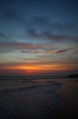 Bali Sunset, Batu Bolong Beach (Kate_Lokteva) Tags: bali sunset бали закат beach indian