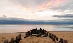 Hossegor (mascarphoto) Tags: hossegor pie sunset sun beach sol playa