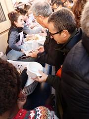 Gelida Escudella 2019 (62) (calafellvalo) Tags: gelidaescudellacocidocarndollacalafellvaloollalucía gelida escudella ollas cocido escudelladegelida barcelona pobres menús alimentos caridad food meal carnd0lla calafellvalo funicular