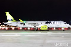 Air Baltic A220-300 YL-AAS @ MUC (MASAviation) Tags: munich muc mucairport mucmoments mucmovements aviation avgeek avion aviator aviationpic aviationphotography avporn aviationdaily aviationpicture spotter spotting airbaltic