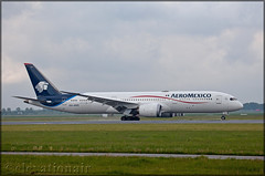 XA-ADC Boeing 787-9 Aeromexico (elevationair ✈) Tags: ams eham amsterdam schiphol airport schipholairport netherlands holland europe boeing avgeek aviation airplane plane aircraft 787 789 boeing7879 dreamliner aeromexico xaadc