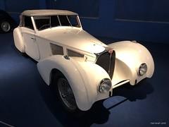 bugatti cabriolet 57 SC (seanavigatorsson) Tags: auto automobil car classic oldtimer classiccar bugatti cabriolet bugatticabriolet 57sc