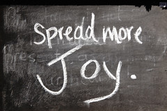A Nutella Christmas (Brian 104) Tags: sign joy christmas nutella chalk board
