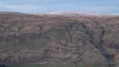 Signs of Winter 01 (byronv2) Tags: glasgow kirkintilloch scotland winter dusk night nuit nacht campsiehills hills geology snow weather
