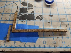 SIMPLE WEATHERING (Set and Centered) Tags: ho scale model railroad railroading train custom ventilation building structure diy 187