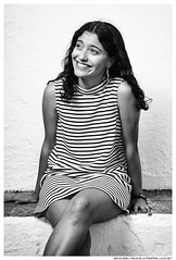 . . (Matías Brëa) Tags: retrato portrait mujer woman girl blancoynegro blackandwhite bnw mono monochrome monocromo
