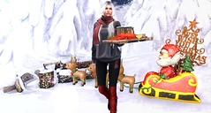 Brunch time (Corina Wonder (Cosmopolitan Events)) Tags: cosmopolitan cosmo event events secondlife sl heart old world hello tuesday weekly chez moi armonia xmas christmas deperla yasum arte euphoric erratic mina