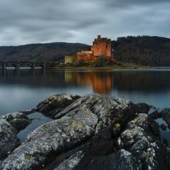 Touring Scotland (Nobsta) Tags: castle burg scotland schottland eileandonancastle nikon d810