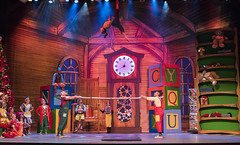 EAG_7604r (crobart) Tags: spring board springboard tinkers toy factory cirque circus artists acrobatics winterfest winter festival canadas wonderland cedar fair amusement theme park