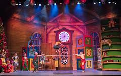 EAG_7598r (crobart) Tags: spring board springboard tinkers toy factory cirque circus artists acrobatics winterfest winter festival canadas wonderland cedar fair amusement theme park