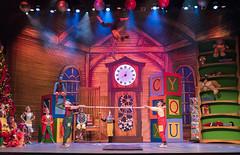 EAG_7593r (crobart) Tags: spring board springboard tinkers toy factory cirque circus artists acrobatics winterfest winter festival canadas wonderland cedar fair amusement theme park