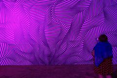 Island Lights   Sentosa Cove, Singapore (Ping Timeout) Tags: sentosa island cove village marina event lights installation 2019 space objekt play fun life illumination evening signature public art outdoor 1degree15 boat vessel yacht parade people person camera phone smart selfie