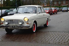 Fast Ford, getaway (Roermond op de fiets!) Tags: ge1136 ford taunus12m