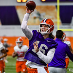 Clemson opens practice for 2019 Fiesta Bowl