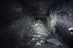 (Sam Tait) Tags: abandoned mine derelict slate quarry wales welsh industry industrial heritage archeology exploring underground cwmorthin