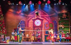EAG_7625r (crobart) Tags: spring board springboard tinkers toy factory cirque circus artists acrobatics winterfest winter festival canadas wonderland cedar fair amusement theme park