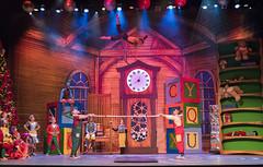 EAG_7594r (crobart) Tags: spring board springboard tinkers toy factory cirque circus artists acrobatics winterfest winter festival canadas wonderland cedar fair amusement theme park