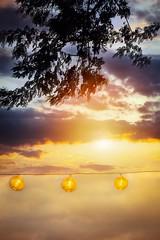 (noniriches) Tags: bali nature sunset sun light clouds sky