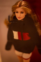 Gigi Hadid Barbie Doll (Sasha ♥) Tags: gigi hadid doll barbie boneca toy