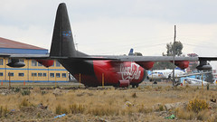 """Unidentified Lockheed C-130 Hercules 