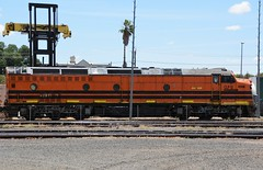 CLP12 (rob3802) Tags: cootamundra nsw railway railyard locomotive loco clpclass clf3 clfclass clp12 clf1 australiannational aurizon emd diesel diesellocomotive dieselelectriclocomotive