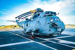 SH-3D/W   En la cubierta de vuelo LHD Juan Carlos I - L 61  Armada Española (ibzsierra) Tags: ibiza eivissa baleares canon 7d sigma 1020 helucoptero helo helicopter cubierte lhd l61 armada española navy spain seaking sd3dw armadaespañolajuan carlos i