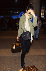 Leaving LAX on December 15th 2013 in Los Angeles (kendalljenner.my.id) Tags: sensuality cute hair people fashion love portrait jenner kendall sensual girl beauty beautiful young closeup style glamour kendjenfp