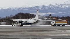 RA-26085 | Antonov An-26B-100 | Petropavlovsk-Kamchatskiy Air Enterprise (Zhuravlev Nikita) Tags: spotting elizovo kamchatka uhpp pkc antonov kamchatkaairlines fsupkae an26