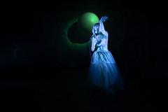 The Warrior - Aurora (Elfworld) Tags: aurora artist music concert molde bjørnsonhuset queen queendom singer norwegian girl woman girlpower performance songwiriter stage seilet warrior