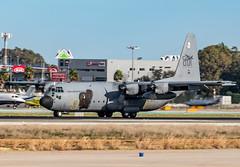 16801 C-130H 501 Squadron Bisontes (iansphoto2019) Tags: c130 h hercules portugal portuguese air force bisontes bison 501 malaga lemg agp