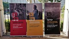 MADRID (antolínk) Tags: españa spain exilio república aniversario republicano historia vencidos francia exodo desplazamiento desbandada fascismo campos trabajos capa seymour centelles boix azaa machado picasso leclerc diáspora cultura