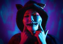 Liquid Cat 液態貓彩妝髮型 (michelle,Hsiao) Tags: 特殊舞台妝髮 halloween halloweencat halloweenmakeup 春酒尾牙 活動彩妝造型 跨年活動妝髮造型 萬聖節彩妝造型