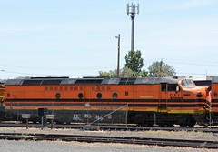 CLF1 (rob3802) Tags: cootamundra nsw railway railyard locomotive loco clpclass clf3 clfclass clp12 clf1 australiannational aurizon emd diesel diesellocomotive dieselelectriclocomotive