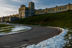 Art deco RC Harris water filtration plant - Toronto (Phil Marion (177 million views - THANKS)) Tags: sunrise sunset dusk fun shadows hdr snow art model feet canon5diii 5d3 canon toronto canada candid architecture street portrait landscape wildlife nature explored bird urban flowers macro insect sony nikon longexposure ontario phil marion philmarion philippemarion explore skyline cityscape home sky water outside beach dog old young indoors travel night smiling artdeco