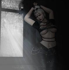 Sistinas (Vanjah Rajal) Tags: dark demon bento sl secondlife catwa doux