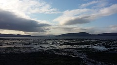 Dramatic Sky, Allanfearn, Oct 2019 (allanmaciver) Tags: dramatic sky clouds tide out low seaweed water black grey thick blue isle highlands allanmaciver