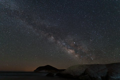 Genoveses  280419-0313 (Eduardo Estéllez) Tags: eduardoestellez genoveses cabodegata sanjose andalucia spain milkyway stars starry waves beach galaxy constellation nebula planets night andalusia mountain coast volcanic geological color nobody outdoors view vacation ocean stone scene sunny natural sea park travel landscape beautiful nature tourism background sky water outdoor almeria mediterranean tourist beauty dunes