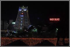 9444 - Mylai Karthigai Deepam Festival (chandrasekaran a 64 lakhs views Thanks to all.) Tags: mylapore kapaleeswarartemple karthigaideepam festival lights canoneosm50 chennai india