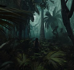 """Welcome to the Jungle (alt)"" (HodgeDogs) Tags: photography inexplore explore shadowofthetombraider nvidia pc games gaming fransbouma larahjohnson crystaldynamics squareenix laracroft jungle"