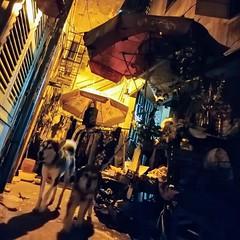 Phnom Penh by night