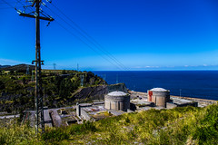 Baskenland0127Lemoniz (schulzharri) Tags: spanien spain espana europa europelost place ruinen atomkraftwerk sky himmel blue blau