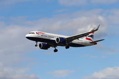 British Airways G-TTNH LHR 07/08/19 (ethana23) Tags: planes planespotting aviation avgeek aircraft aeroplane airplane airbus a320 a320neo ba britishairways speedbird