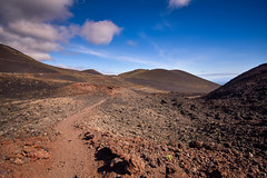 Into the Desert (PLawston) Tags: la palma canary islands spain fuencaliente lava field