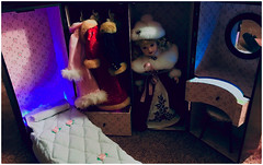 """aWhat WithIn Ver22 (Ben """"B"""" Evans) Tags: holiday themes room house play doll light unknown luminous shine bright decorative booth mirror db beautiful flickrfriday drawer"""