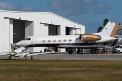 N831XA Gulfstream IV 1078 KOPF (CanAmJetz) Tags: n831xa gulfstrean iv kopf opf bizjet aircraft airplane maintenance overhaul 1078 nikon