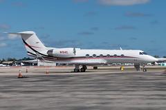 N154C Gulfstream IVSP 1493 KFLL (CanAmJetz) Tags: n154c gulfstream givsp kfll fll bizjet aircraft airplane nikon
