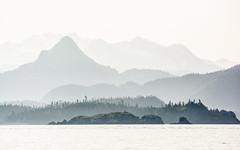 Mist (Gaw') Tags: landscape paysage mist brume brouillard alaska usa america coast littoral mystérieux