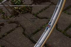 1973 Colnago Super vintage road bike (Fresh Moods) Tags: red 1973 73 colnago super vintage road bike ernesto cambiago old classic preserved blue columbus sl cinelli milano campagnolo nuovo record romania italian hand made unicanitor giro ditalia original nisi moncalieri